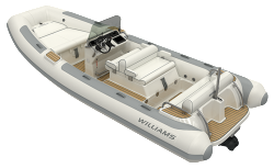 2016 - Williams Tenders - Dieseljet 565