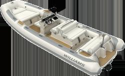 2016 - Williams Tenders - Dieseljet 625