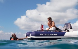 2017 - Williams Tenders - Sportjet 460