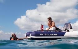 2018 - Williams Tenders - Sportjet 460