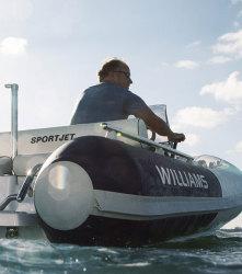 2019 - Williams Tenders - Sportjet 395
