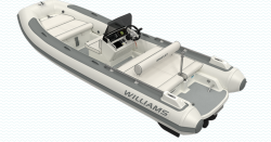 2020 - Williams Tenders - Sportjet 520