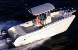 2011 - World Cat Boats - 230 SF Center Console