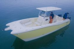 2011 - World Cat Boats - 290 CC Center Console