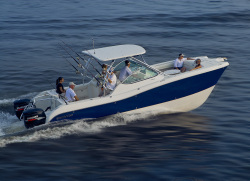 2011 - World Cat Boats - 290 DC Dual Console