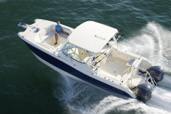 2012 - World Cat - 290 DC Dual Console