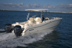 2014 - World Cat Boats - 255 DC Dual Console