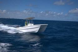 2017 - World Cat Boats - 230 CC