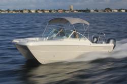 2017 - World Cat Boats - 230 DC