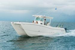 2018 - World Cat Boats - 320 CC