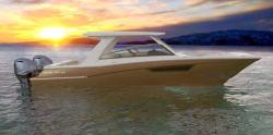2020- World Cat Boats - 400 DC-X