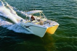 World Cat Boats 250DC Dual Console Dual Console Boat