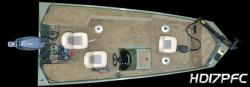 2011 - Xpress Boats - HD17PFC