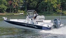 2011 - Xpress Boats - X22Bay