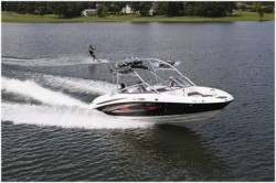 Yamaha Marine AR210 Boat