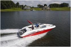 Yamaha Marine SX210 Boat