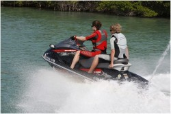 2009 - Yamaha Marine - VX Cruiser