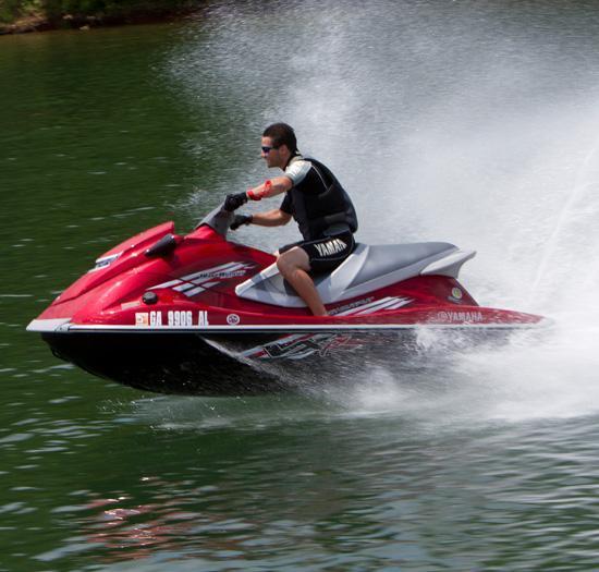 Research 2012 - Yamaha Marine - VXR on iboats com