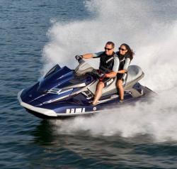 2012 - Yamaha Marine - FX Cruiser SHO