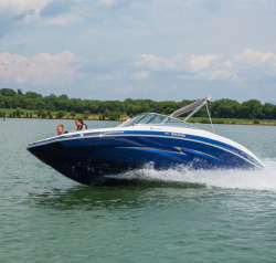 2013 - Yamaha Marine - SX240 High Output