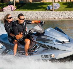 2013 - Yamaha Marine - FX Cruiser HO