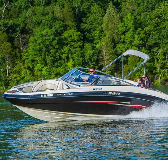 Research 2014 yamaha marine sx240 high output on for Yamaha 24 boat