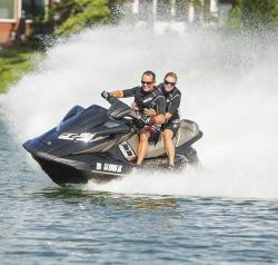 2014 - Yamaha Marine - FX Cruiser SVHO