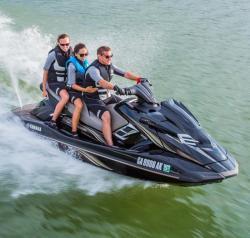2015 - Yamaha Marine - FX Cruiser HO