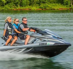 2015 - Yamaha Marine - FX Cruiser SHO