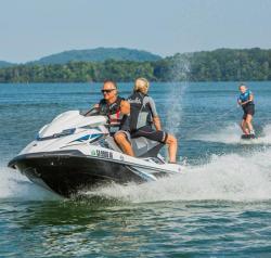 2015 - Yamaha Marine - FX Cruiser SVHO