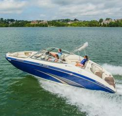 2015 - Yamaha Marine - SX240 High Output