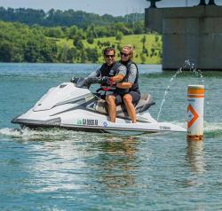 2015 - Yamaha Marine - VX Cruiser