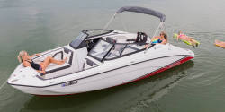 2018 - Yamaha Marine - SX210