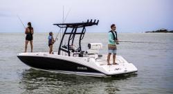 2020 - Yamaha Marine - 210 FSH Sport