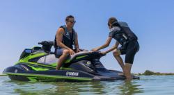 2020 - Yamaha Marine - VX Deluxe