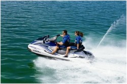 Yamaha Marine FX Cruiser