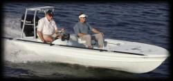 2014 - Yellowfin - 17 Skiff