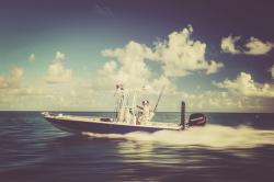 2017 - Yellowfin - 24 Bay Boat