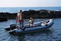 2014 - Zodiac Boats - Classic Mark II C Solid