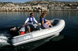 2014 - Zodiac Boats - Cadet Fastroller NEO 325