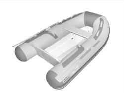 2014 - Zodiac Boats - Cadet Compact 250 NEO
