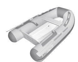 2014 - Zodiac Boats - Cadet Compact 250