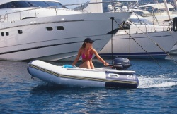 2014 - Zodiac Boats - Cadet 260 Solid