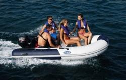 2013 - Zodiac Boats - Zoom SP 350 Alu