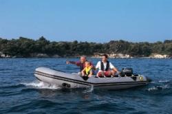 2014 - Zodiac Boats -Classic Mark I Alu