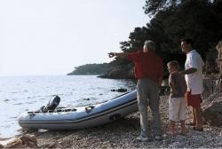 2014 - Zodiac Boats - Classic Mark II C Alu