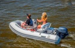 2014 - Zodiac Boats - Bayrunner 310