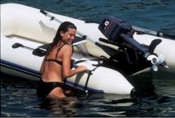 2014 - Zodiac Boats - Cadet 240 Roll Up