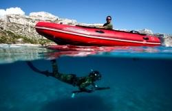 2014 - Zodiac Boats - Futura Mark II  Alu