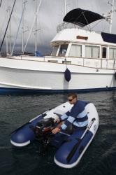 2014 - Zodiac Boats - Zoom 260 Solid